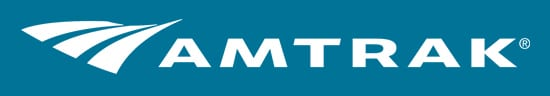 Amtrak Company Logo Header for article concerning a recent train derailment