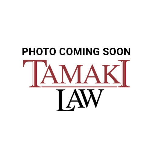Tamaki Law - Photo Coming Soon