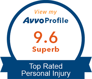 Avvo rating of 9.6 for Megan Chang