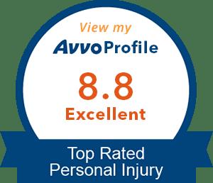 Avvo rating of 8.8 for Sergio Garciduenas-Sease