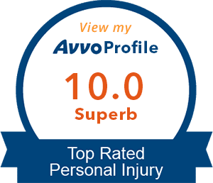 Avvo rating of 10.0 for Vito De La Cruz