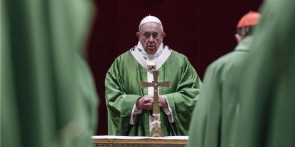 Photo of Catholic Pope Francis